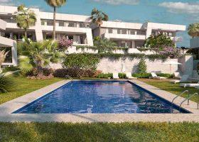 La-Finca-de-Marbella-Encina-Townhouses-Green-Area