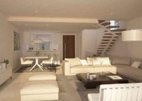 La-Finca-de-Marbella-Encina-Townhouses-Living-Area