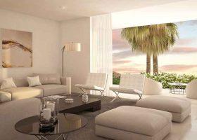 La-Finca-de-Marbella-Encina-Townhouses-Living-Terrace