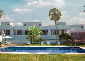 La-Finca-de-Marbella-Encina-Townhouses-Pool-Garden