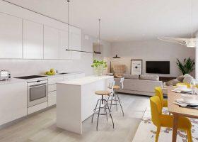 sense-village-golf-cancelada-nieuwbouw-bankbeslag-zee-new-golden-mile-keuken-1