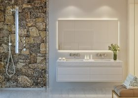 Las Jacarandas - Master Bathroom