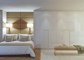 Las Jacarandas - Master Bedroom