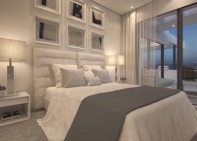 Los Almendros - PH - Master Bedroom