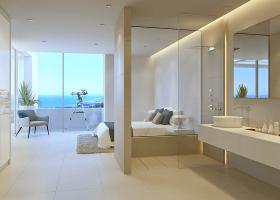 Los Eucaliptos - Master bedroom