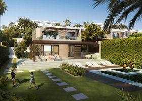 8 Villa exterior