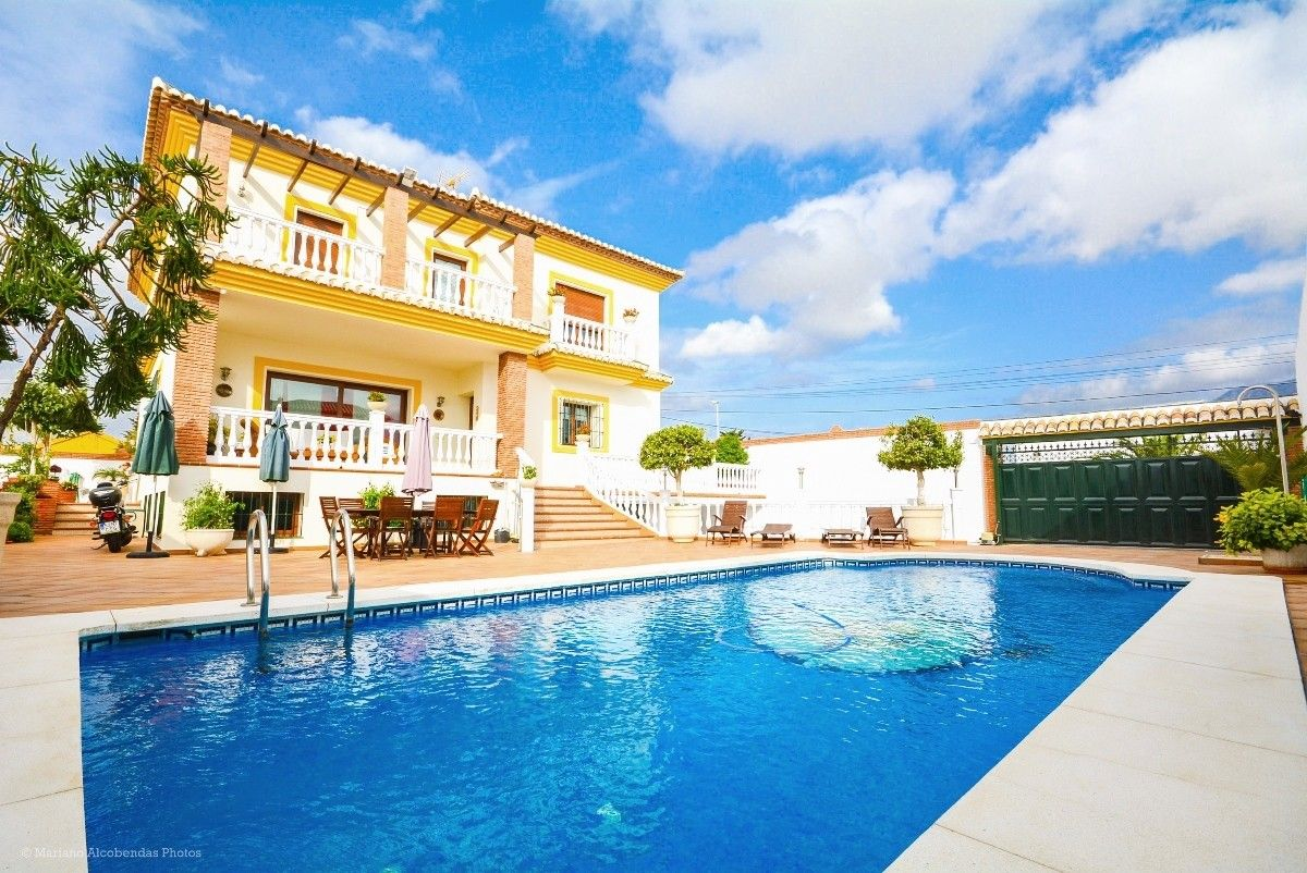 Vrijstaande Villa – Mijas Costa, Costa del Sol