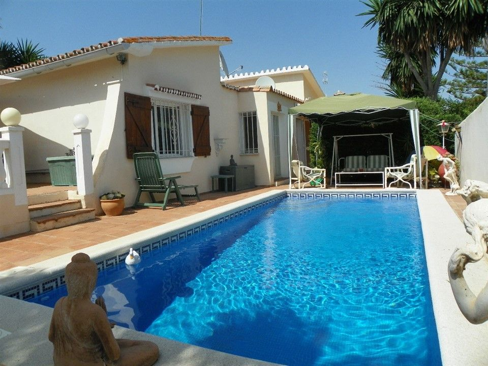 Vrijstaande Villa – Estepona, Costa del Sol