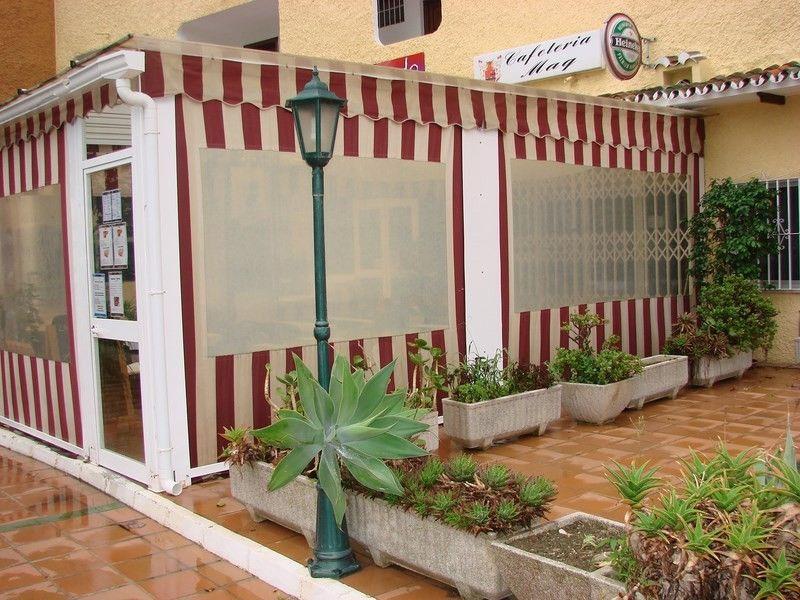 Cafe Commercieel – Marbesa, Costa del Sol