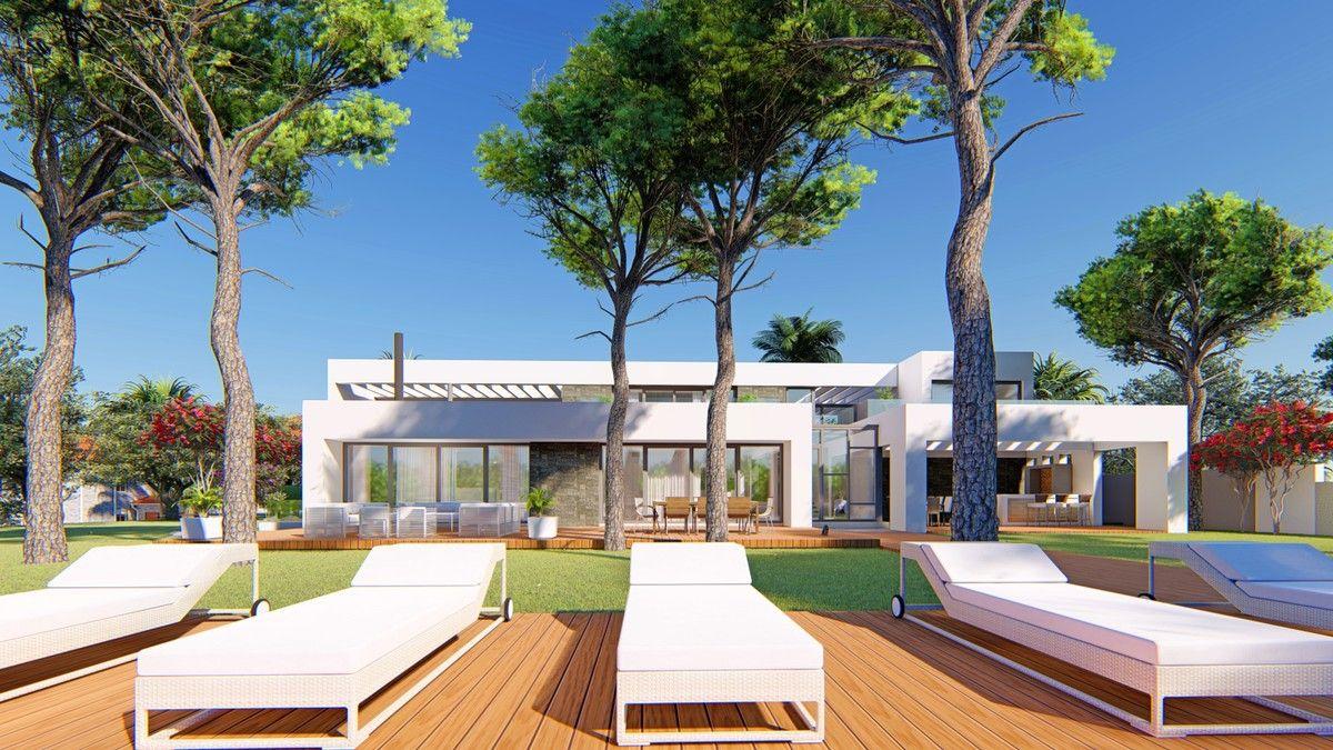 Vrijstaande Villa – Cabopino, Costa del Sol