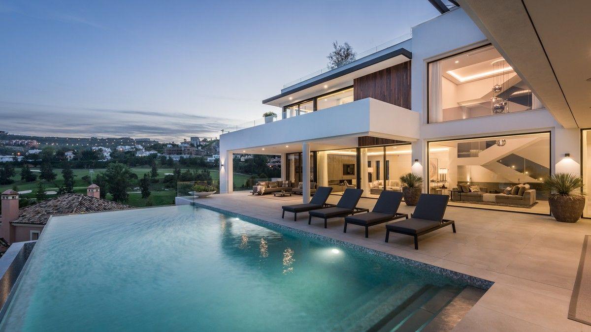 Vrijstaande Villa – Benahavís, Costa del Sol