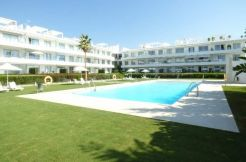Tussenverdieping Appartement - Estepona, Costa del Sol