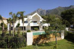 Vrijstaande Villa - Sierra Blanca, Costa del Sol