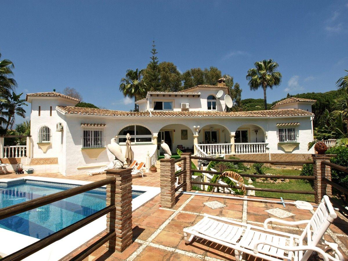 Vrijstaande Villa – Elviria, Costa del Sol