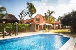 Vrijstaande Villa - Mijas Costa, Costa del Sol
