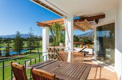 Tussenverdieping Appartement - Mijas Golf, Costa del Sol