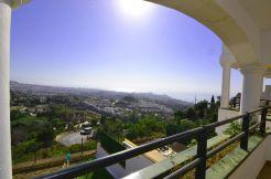 Tussenverdieping Appartement - Benalmadena Pueblo, Costa del Sol