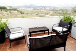 Penthouse Appartement - Campo Mijas, Costa del Sol