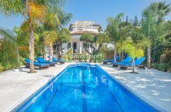 Vrijstaande Villa - Elviria, Costa del Sol
