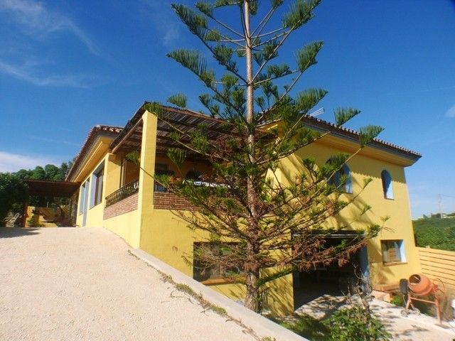 Finca Villa – Mijas Costa, Costa del Sol