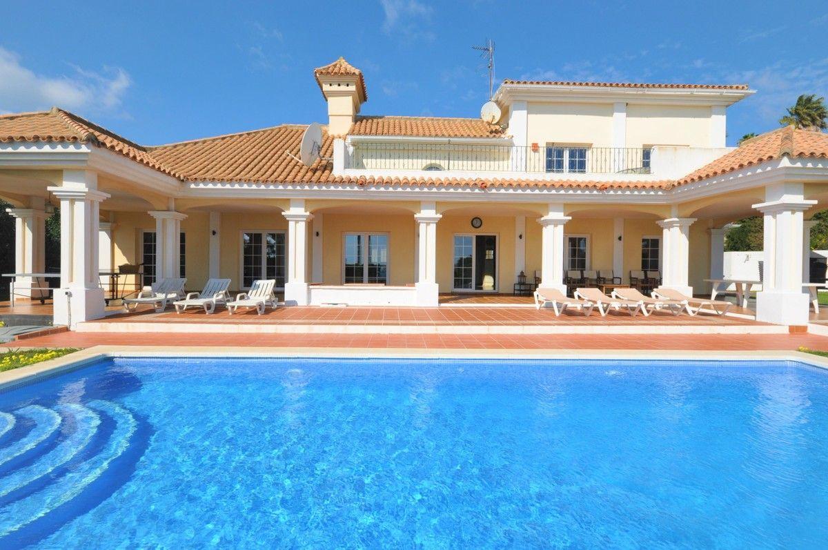 Vrijstaande Villa – La Alcaidesa, Costa del Sol