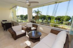Tussenverdieping Appartement - Cabopino, Costa del Sol
