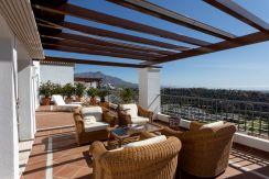 Penthouse Appartement - Los Arqueros, Costa del Sol