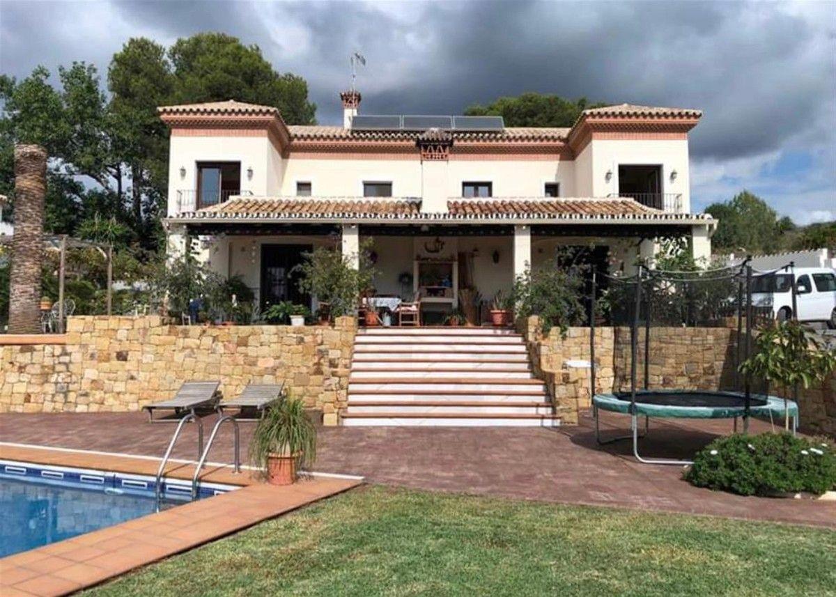 Vrijstaande Villa – Marbella, Costa del Sol