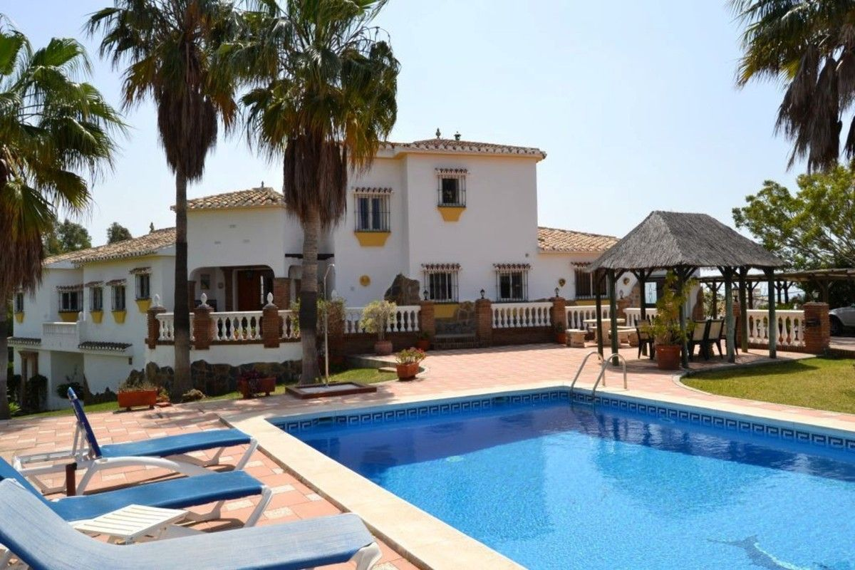 Vrijstaande Villa – Mijas, Costa del Sol