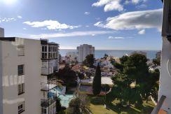 Tussenverdieping Appartement - Benalmadena Costa, Costa del Sol