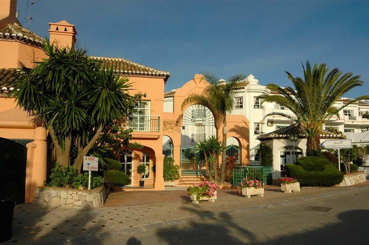 Tussenverdieping Appartement – Mijas Golf, Costa del Sol