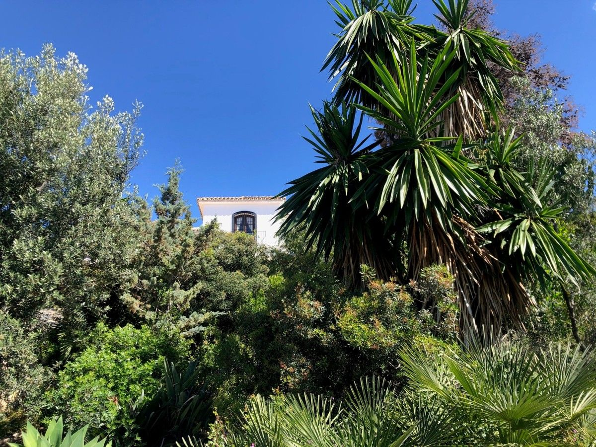 Vrijstaande Villa – El Madroñal, Costa del Sol